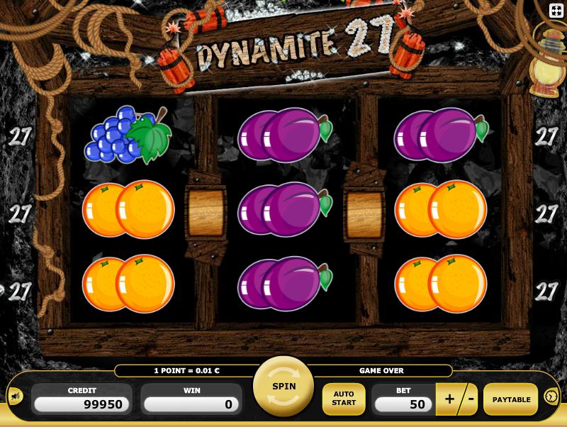 Dynamite 27 Slot Machine Online ᐈ Kajot™ Casino Slots