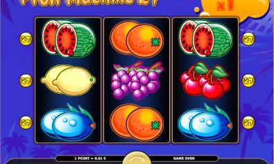 Online Slot Fruit Machine 27