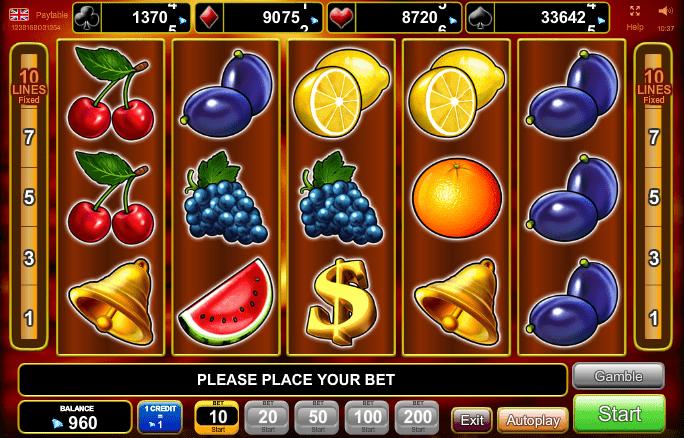 Shining Crown Slot Machine Online ᐈ EGT™ Casino Slots