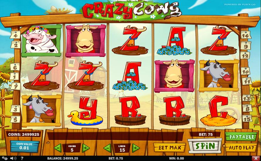 Crazy Slots Free Online