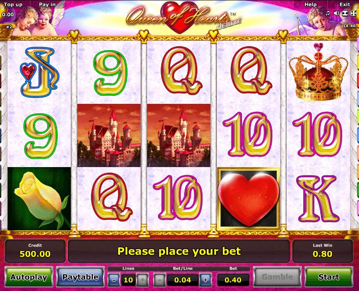 Slot Machine Gratis Queen Of Hearts