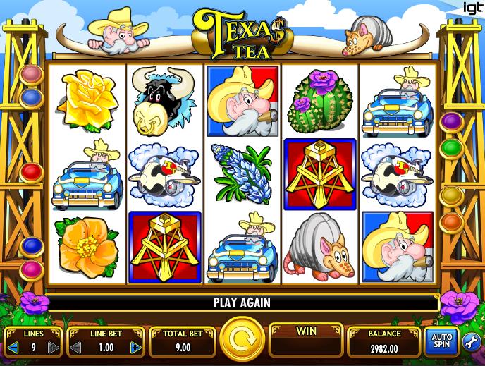 Texas Tea Slot Machine Online ᐈ IGT™ Casino Slots