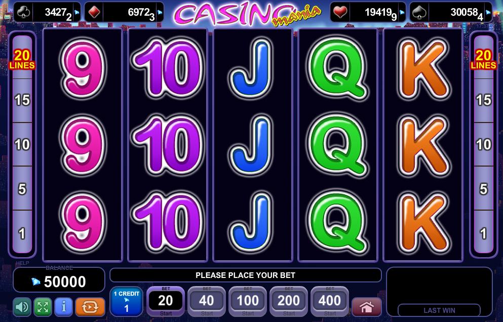 Casinomania