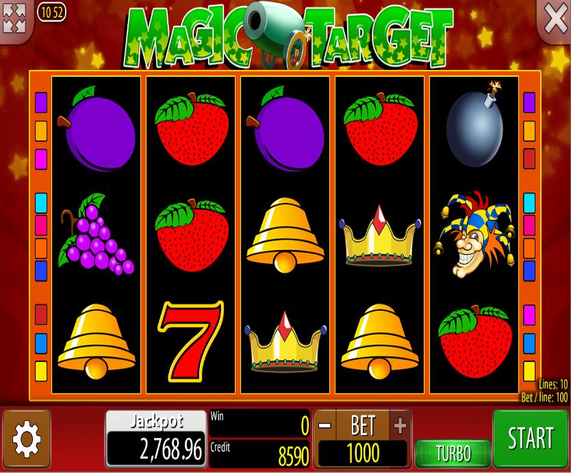 Magic Target Slot Machine