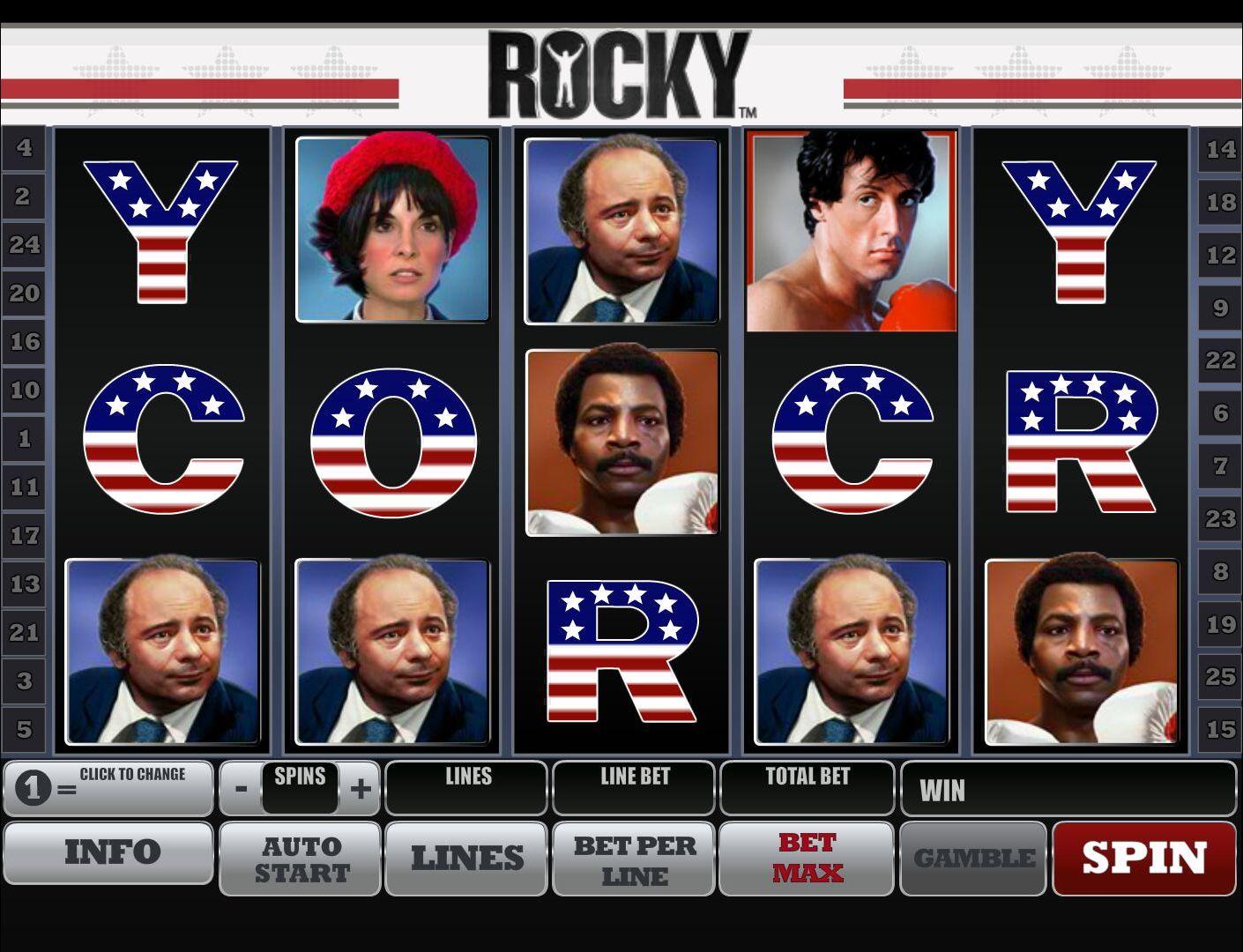 Free Slot Rocky