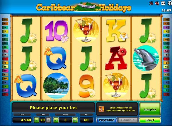 Carribean Holidays
