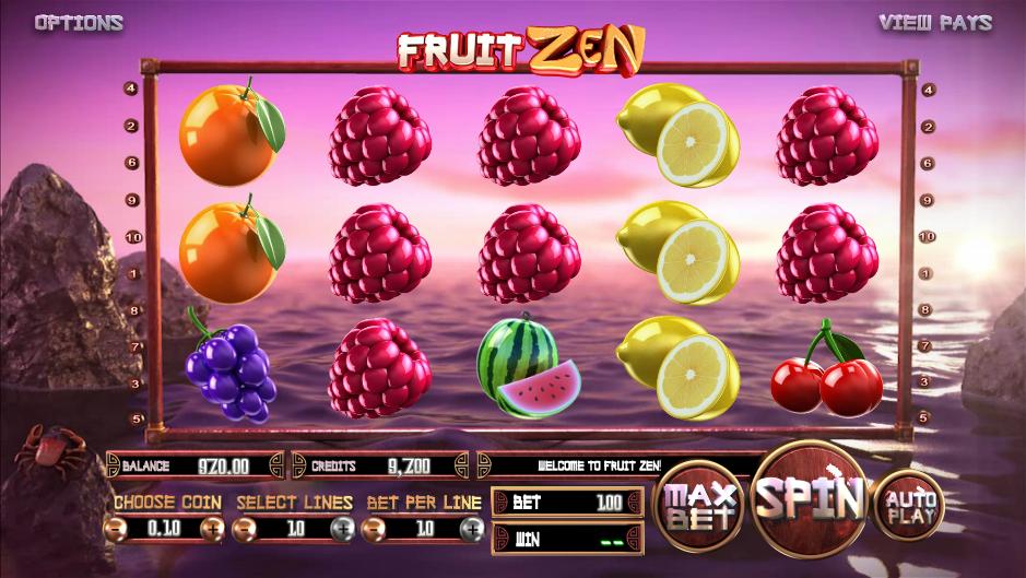 Fruit Zen Online Slots for Real Money - Rizk Casino