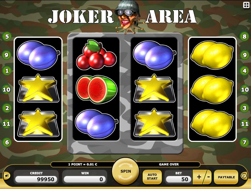 Joker Area