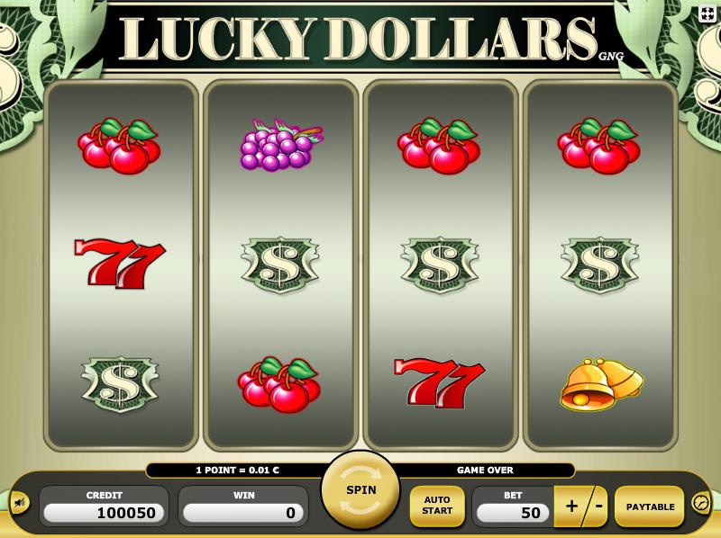 Lucky Dollars