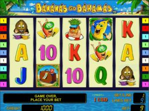 online bananas go bahamas slot