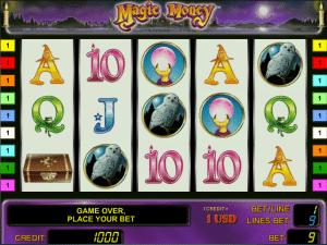 Online Magic Money Slot