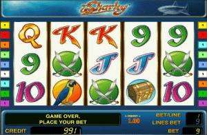 sharky online slot