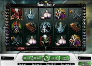 Online Blood Suckers Slot