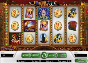Slot Online Fortune teller