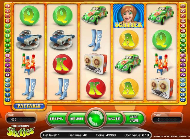 New casino slot games