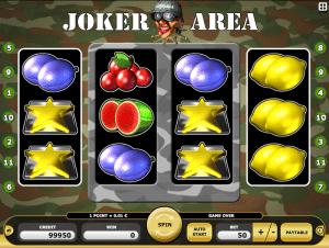 Joker Area online Kajot Slot
