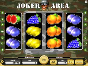Online Kajot Slot Joker Area