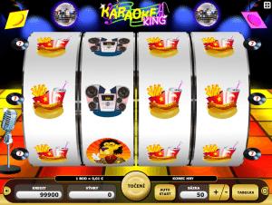 Kajot Online Slot Karaoke King