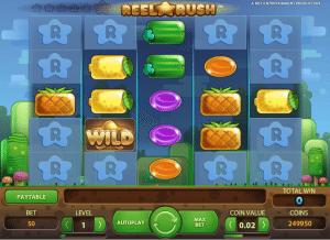 reel rush online slots