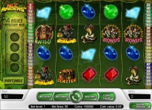 online slot relic raiders