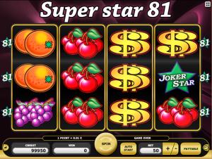 superstar 81 online slot