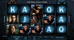 the dark knight rises online slot machine