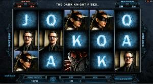 online slot the dark knight rises
