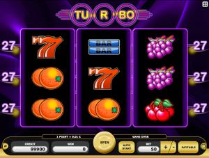 Turbo 27 Online Slot