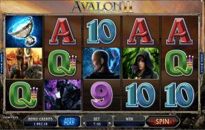 Online Slot Avalon II