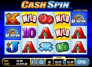 cash spin online slot