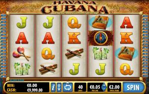 havana cubana slot online