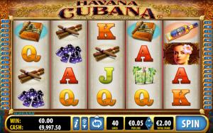 Havana Cubana Online Slot