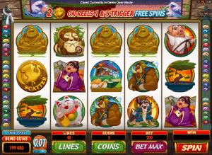 Karate Pig Online Slot