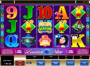 Ladies Nite Online Slot