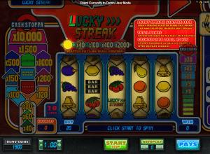 Lucky Streak  Online Slot