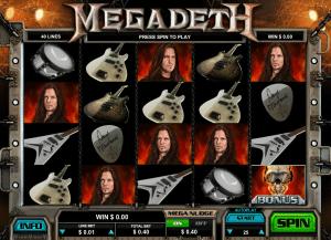 Megadeath Online Slot