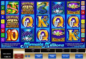 Mermaids Millions Online Slot