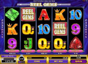 Reel Gems Online Slot