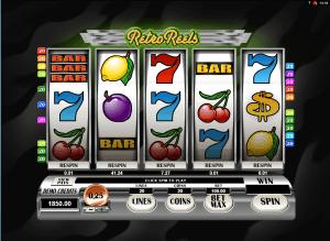 Online Retro Reels Slot