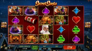 Free Secret Santa Online Slot