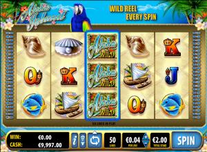Aloha Island Online Slot Machine