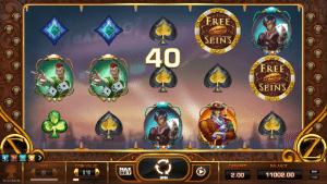 Online Casino Zeppelin Slot