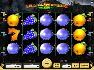 Halloween King Online Slot Machine