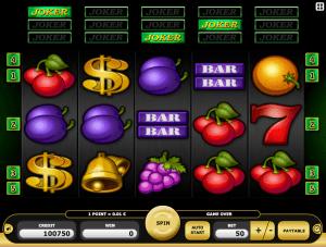 Joker Dream Online Slot Machine