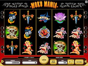 Moko Mania Online Slot