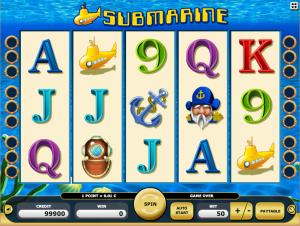 Submarine Online Slot
