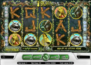 Trolls Online Slot