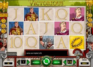 Online Victorious Slot