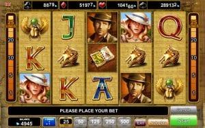 Online Slot Machine Great Adventure