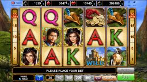Online Slot Machine Forest Band
